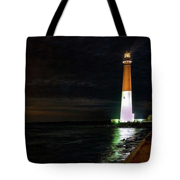 Barnegat Lighthouse Tote Bag