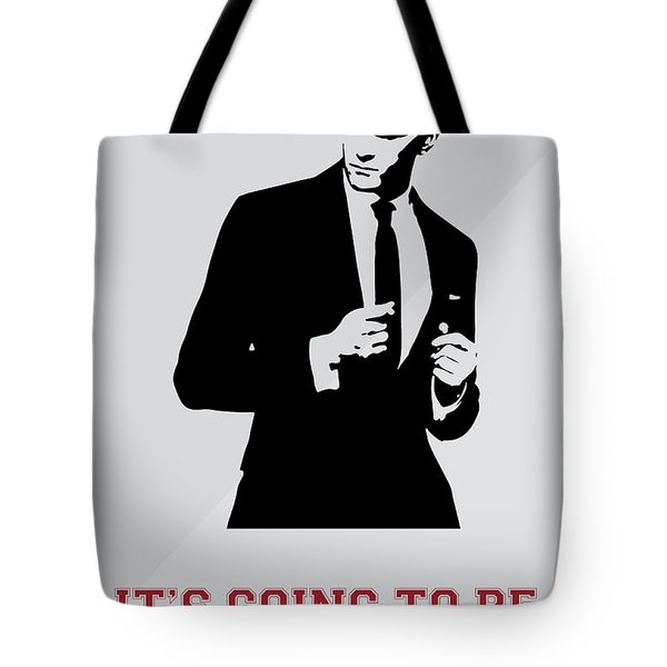 Barney Stinson Poster How I Met Your Mother - It's Going To Be Legendary Tote Bag