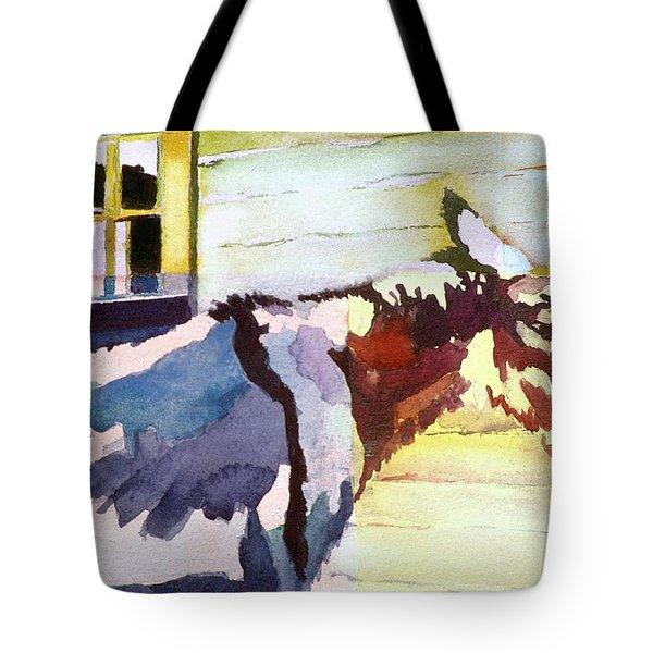 Barnie Tote Bag