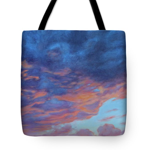 Barnsdall Hill Tote Bag by Andrew Danielsen