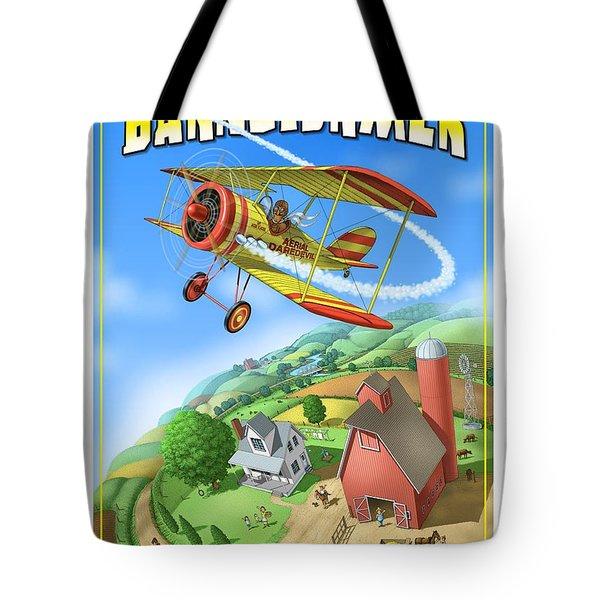 Barnstormer Tote Bag
