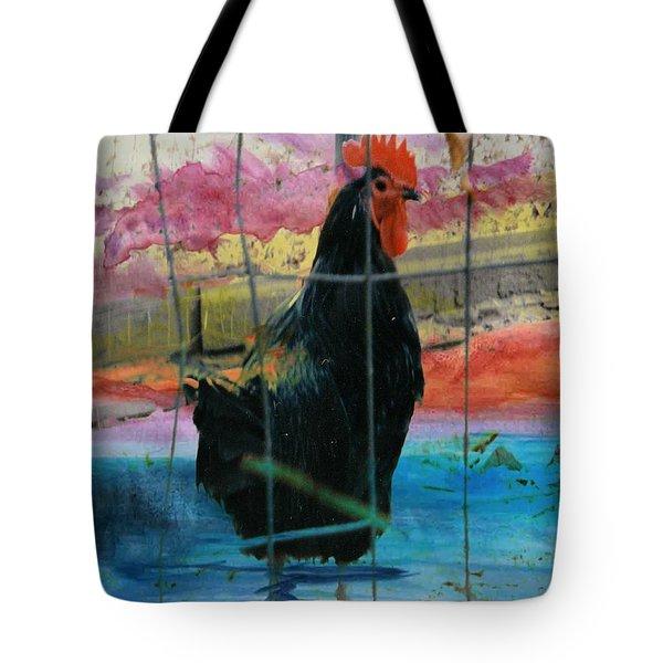 Barnyard Hero #3 Tote Bag