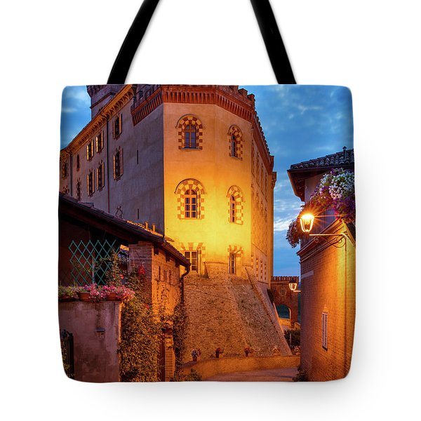 Tote Bag featuring the photograph Barolo Morning by Brian Jannsen