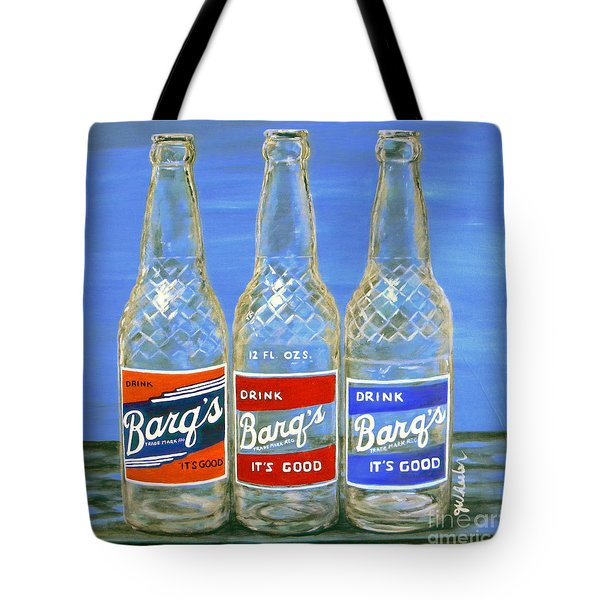 Barq's Trifecta Tote Bag
