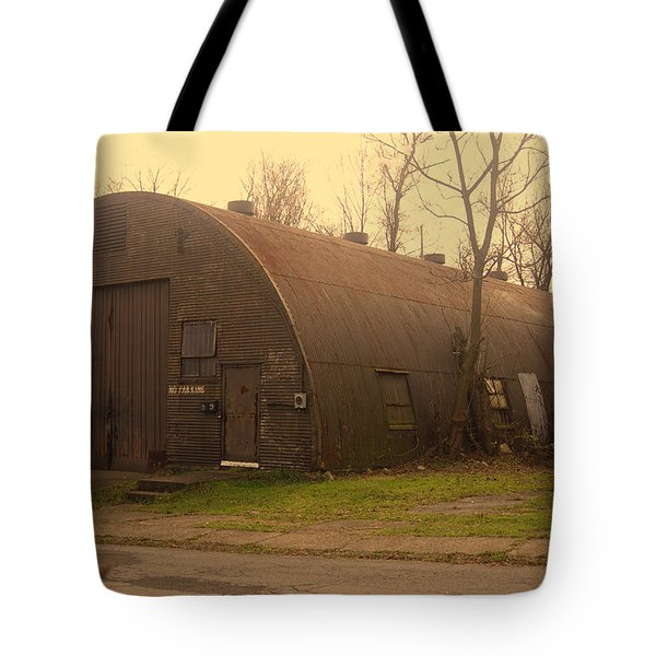 Barracks Tote Bag