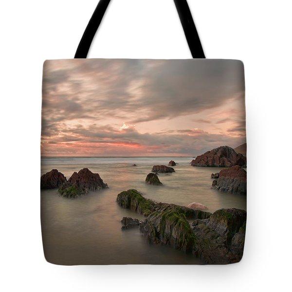 Barricane Beach Tote Bag