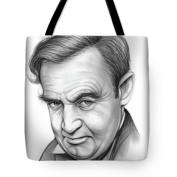 Barry Fitzgerald Tote Bag