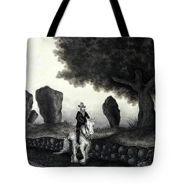 Barry Of Thierna Tote Bag