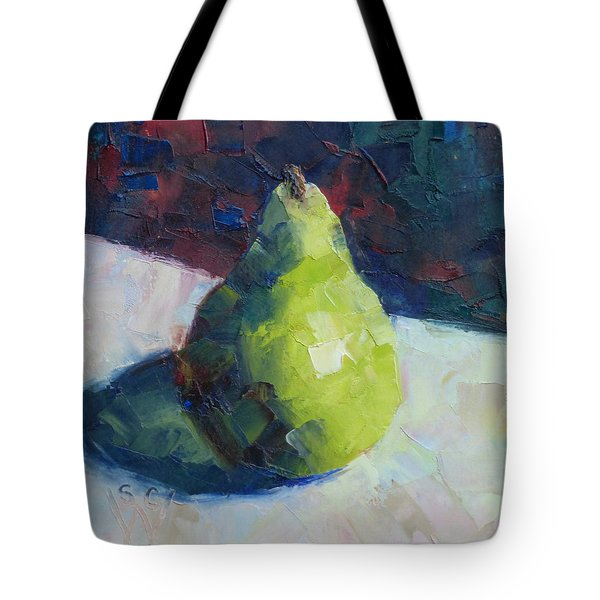 Bartlett #3 Tote Bag