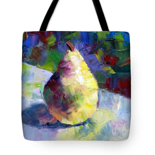 Bartlett #4 Tote Bag