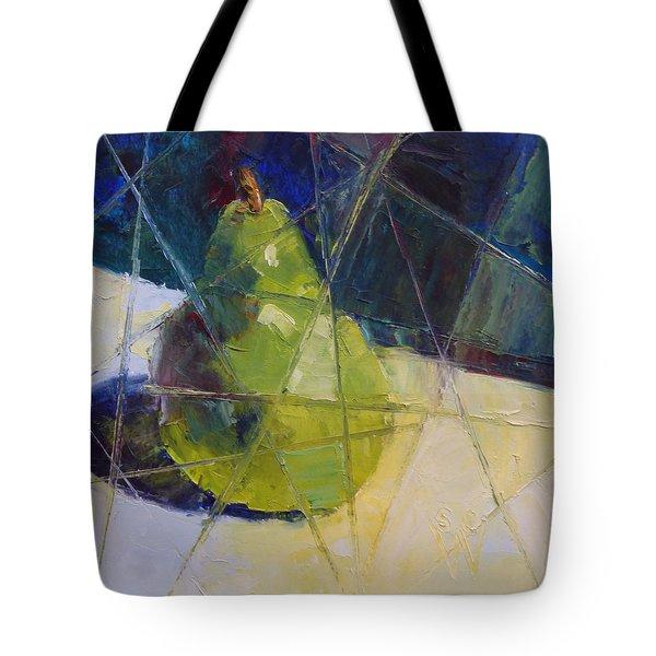 Bartlett #8 - Fractured Tote Bag