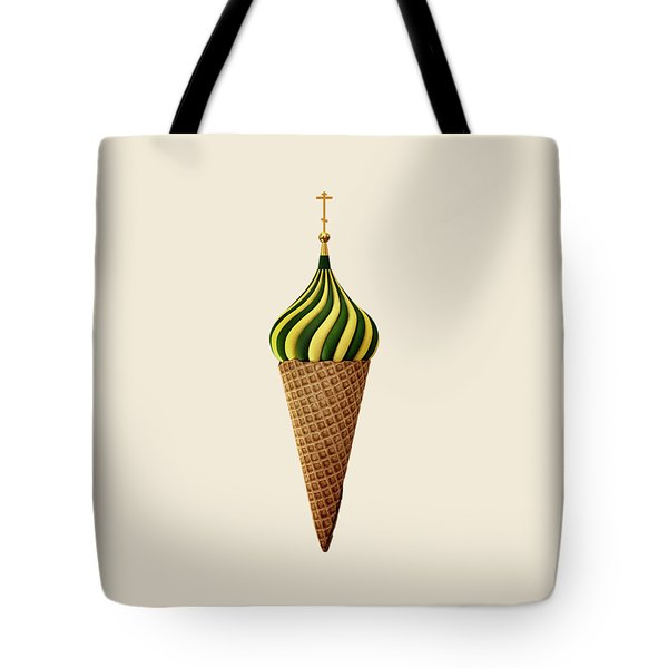 Basil Flavoured Tote Bag