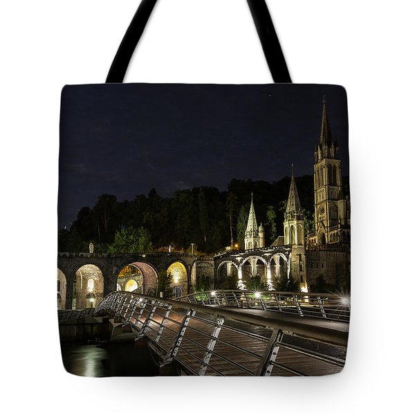 Basilica Of The Immaculate Conception Tote Bag