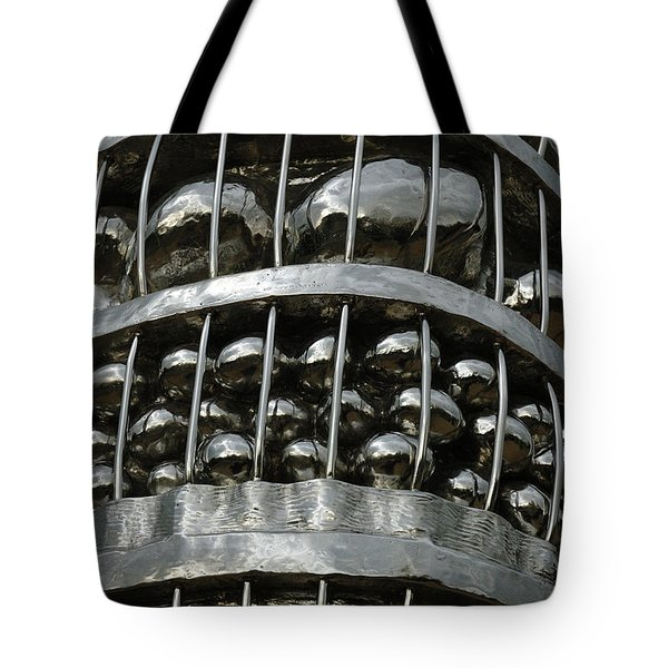 Basket Of Farmer's Produce. Tote Bag
