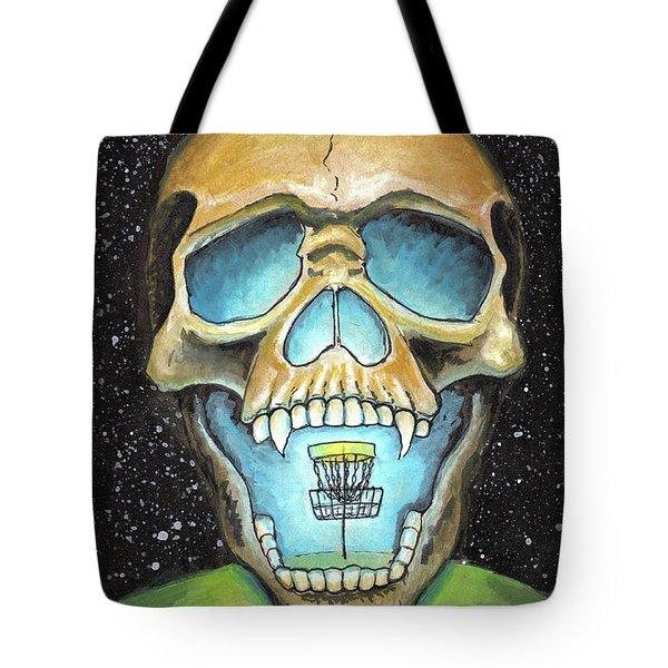 Basket Reaper Tote Bag