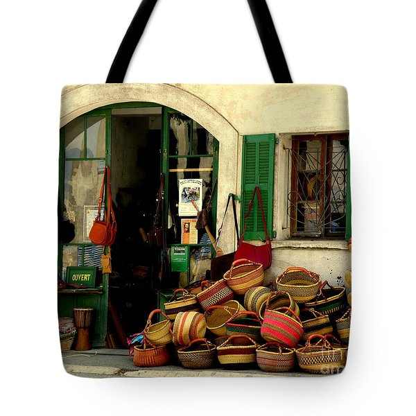 Baskets Anyone Tote Bag