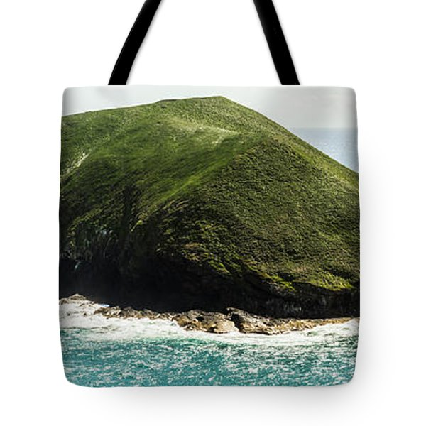 Tote Bag featuring the photograph Bass Strait Island Wilderness by Jorgo Photography - Wall Art Gallery