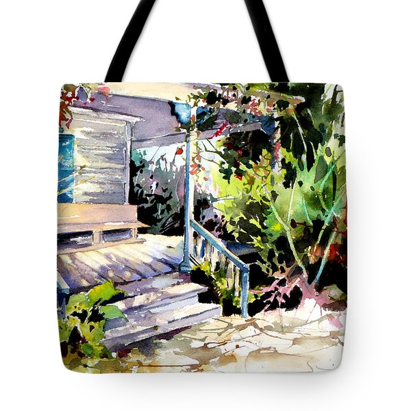 Bastrop Welcome Tote Bag