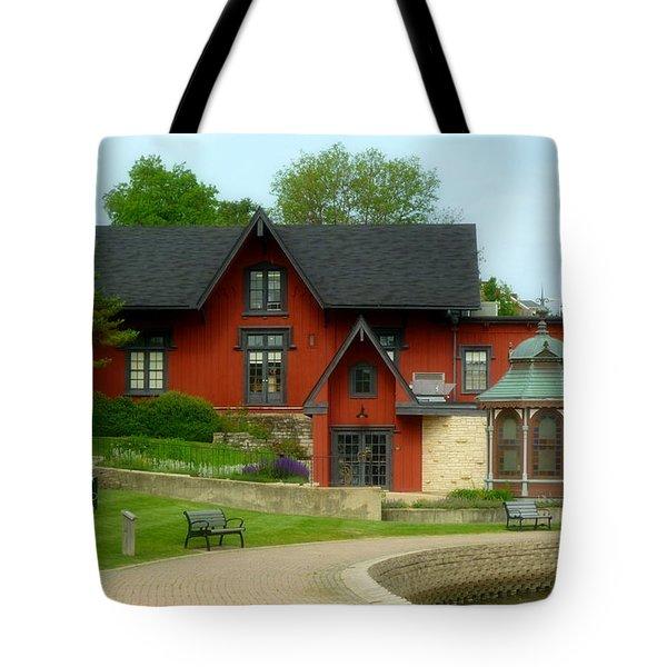 Batavia Depot Tote Bag by Ely Arsha
