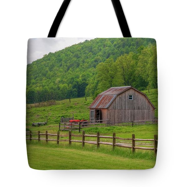 Tote Bag featuring the photograph Bath Barn 0428a by Guy Whiteley