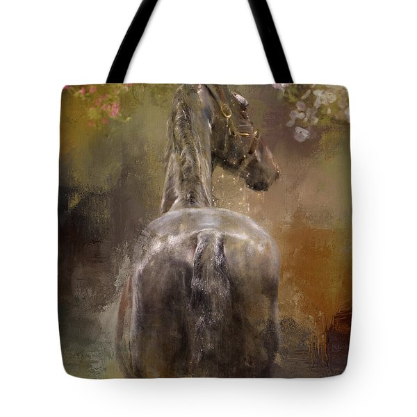 Bath Time Tote Bag by Kathy Russell
