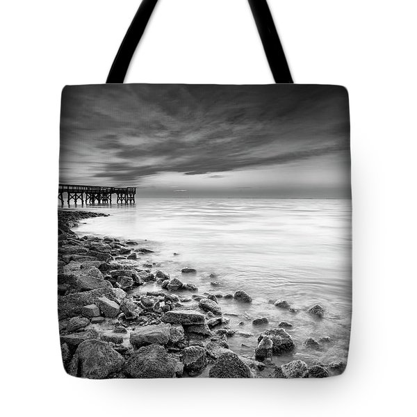 Tote Bag featuring the photograph Bathe In The Winter Sun by Edward Kreis