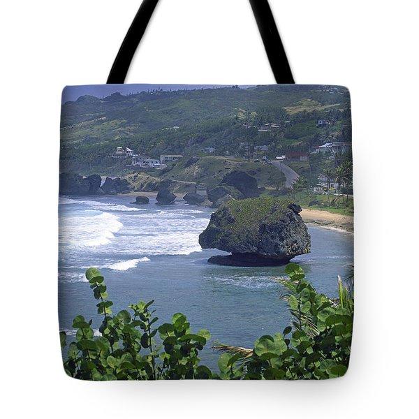 Bathsheba, Barbados Tote Bag