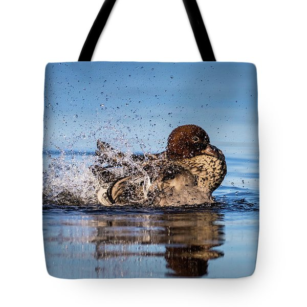 Bathtime Tote Bag