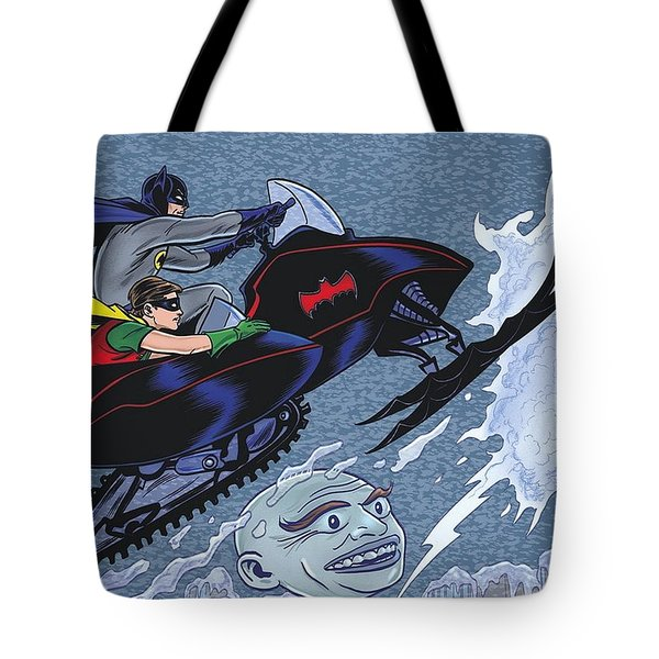 Batman '66 Tote Bag