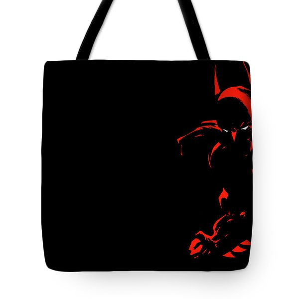 Batman Dark Victory Tote Bag
