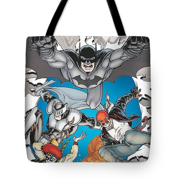 Batman Incorporated Tote Bag