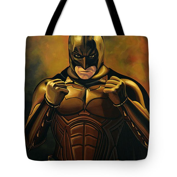Batman The Dark Knight  Tote Bag