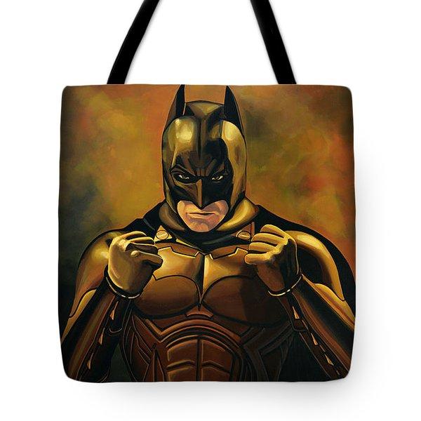 Batman The Dark Knight  Tote Bag