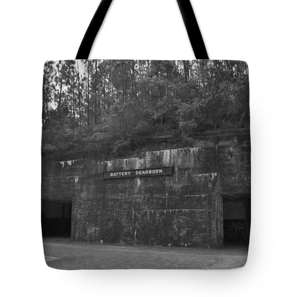 Battery Dearborn Tote Bag by Richard Rizzo