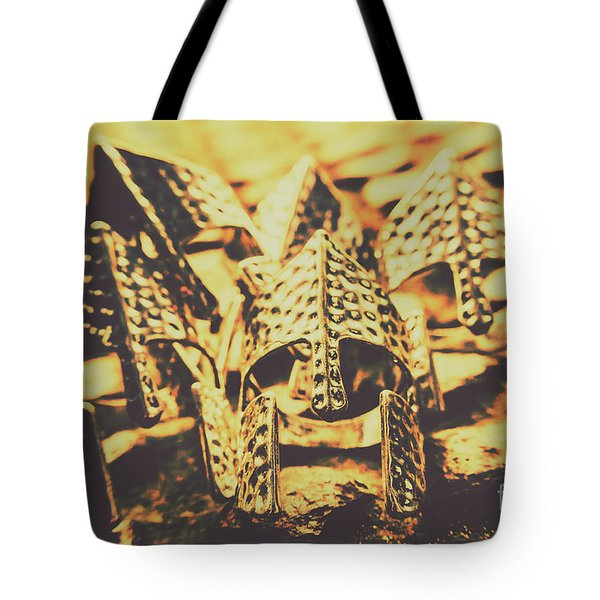 Battle Armoury Tote Bag