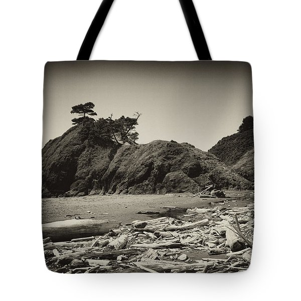 Tote Bag featuring the photograph Battle Rock by Hugh Smith