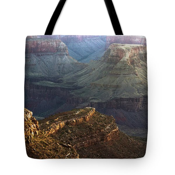 Battleship Rock Tote Bag