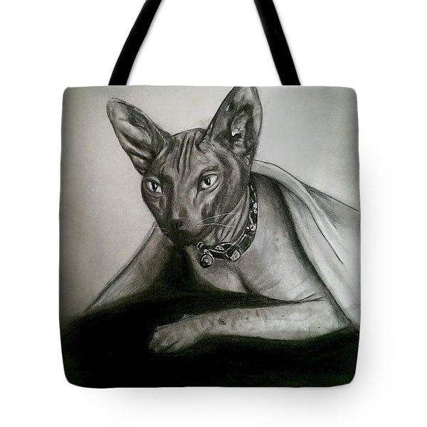 Battman Tote Bag