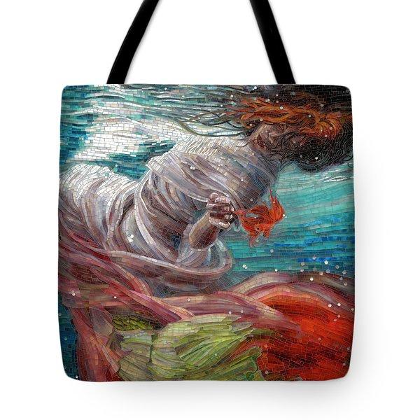 Batyam Tote Bag