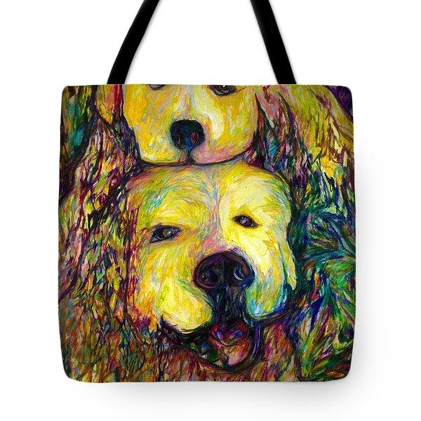 Bauer And Windi Tote Bag