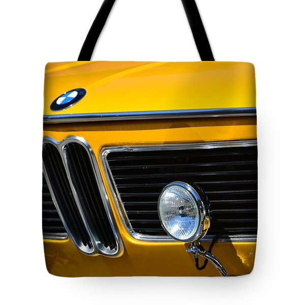 Tote Bag featuring the photograph Bavarian Nose by John Schneider