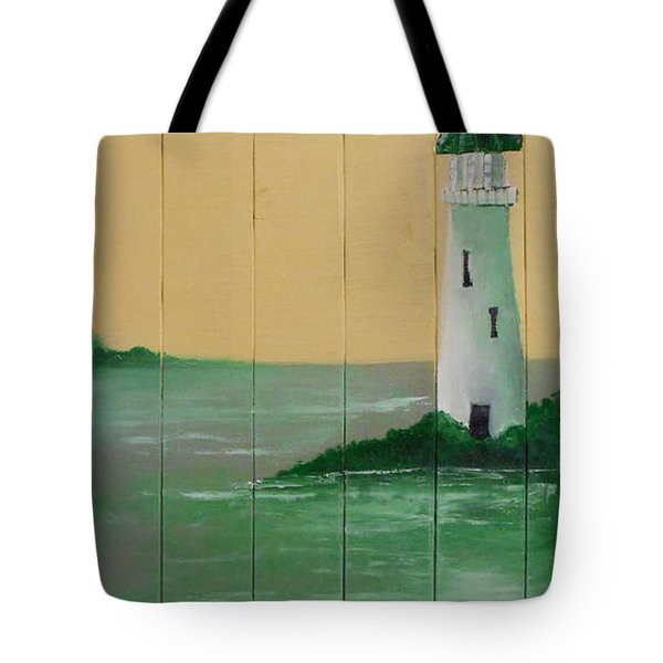 Bay Tote Bag