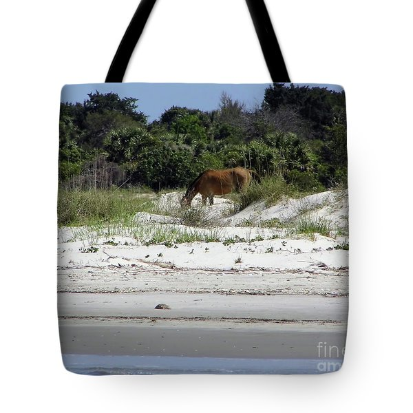 Bay At The Beach Tote Bag