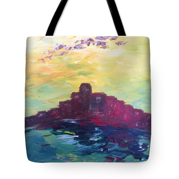 Bay City Skyscape Tote Bag