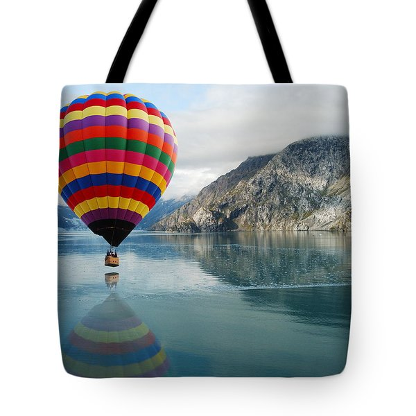 Bay Skimmer Tote Bag