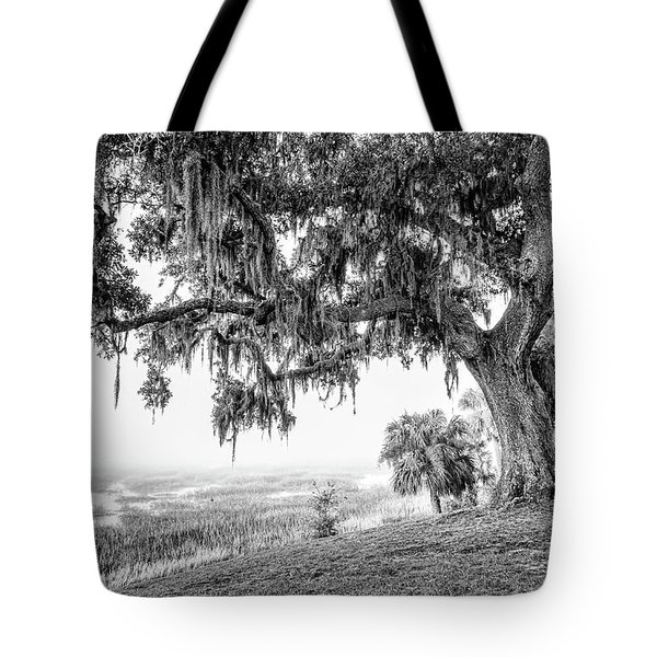Bay Street Oak View Tote Bag