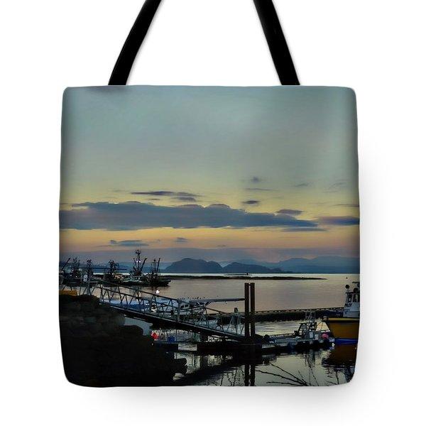 Bay View Tote Bag
