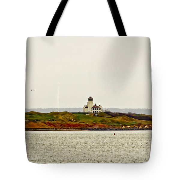 Bayonne Golf Club Tote Bag