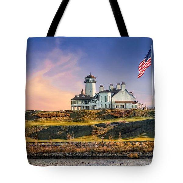 Bayonne Golf Club Tote Bag