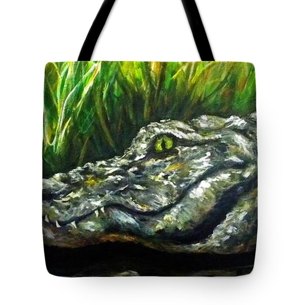 Bayou Buddies Tote Bag